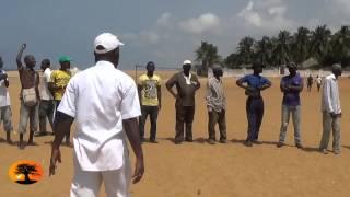 """Claude AMEGANVI: """"Nous ne reculerons pas. Ils doivent libérer nos camarades détenus""""[01/06/2013]"""