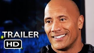 FIGHTING WITH MY FAMILY Official Trailer (2019) Dwayne Johnson Wrestling Movie HD
