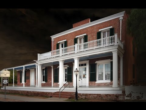 Haunted Places - The Whaley House