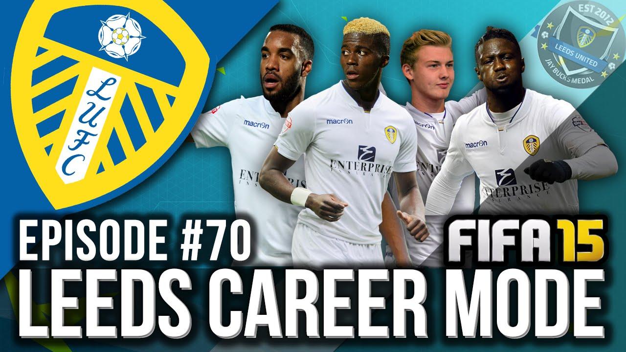 Fifa 15 Leeds United Career Mode Amazing Player Trade 70 Youtube