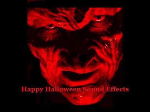 Happy Halloween -  Sound Effects