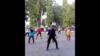 Goyang Dumang Heboh Super Dahsyat Arul Zain Lombok