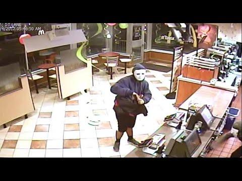 McDonald's surveillance video