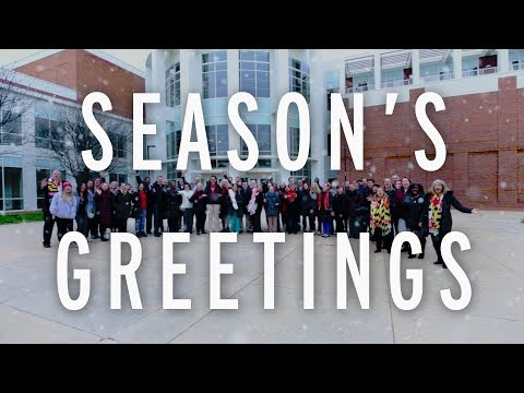 Happy Holidays from the A. James Clark School of Engineering