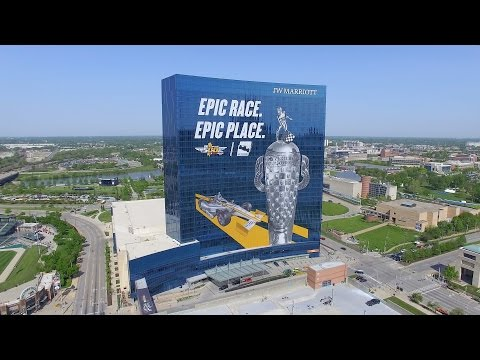 100th Running Of The Indy 500 Promo
