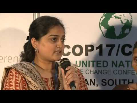 Manisha Desai, Outreach Manager, Solid Waste Collection and Handling (SWaCH)