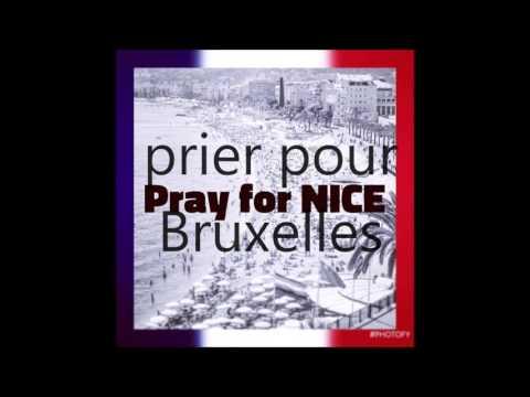 VNR- Pray For Nice ( Video Lyrics ) 2016