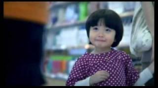 mannings 萬寧no 1顧客最愛 下載鈴聲 超可愛女孩電視廣告