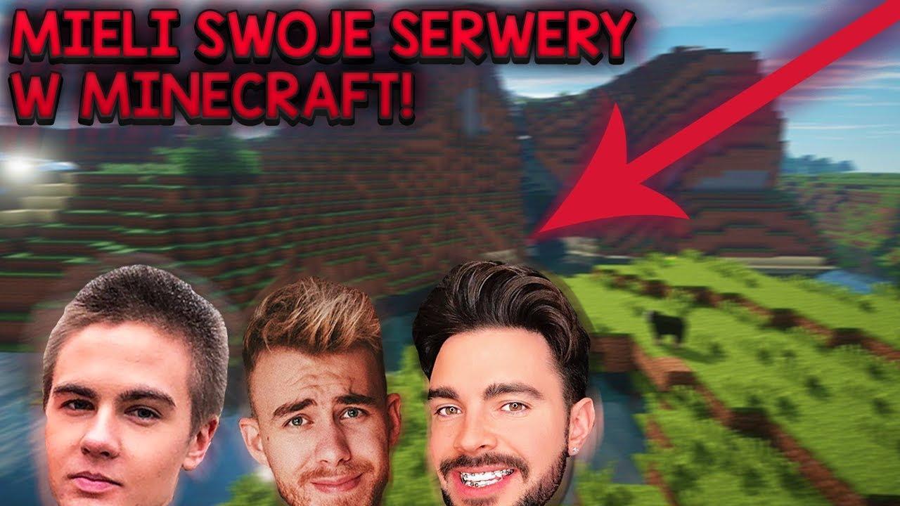 Randkowy serwer Minecraft