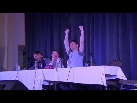 Luci Christian, David Matranga, and Clifford Chopin Q&A