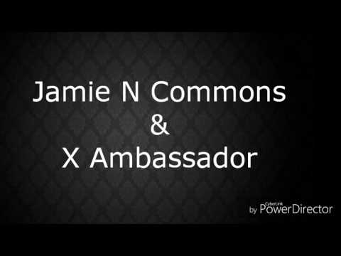 Lyric Video- Jungle by Jamie N Commons & X Ambassador