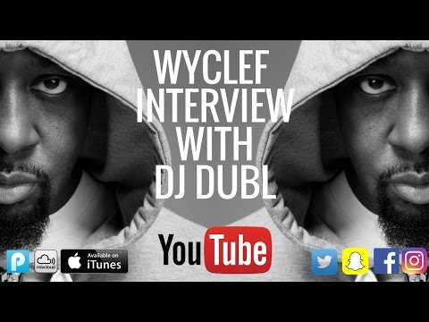 Wyclef Interview - Comparing Young Thug to 2Pac, Sold 100million records & much more!