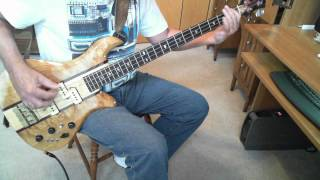 Hall and Oates  You Make My Dreams Come True  Greg Papaleo Bass Cover