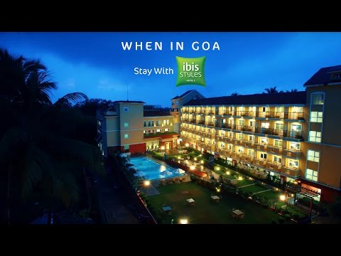 An Evening In Ibis Styles Goa Calangute Resort