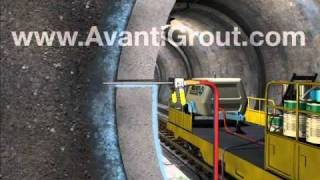 Curtain Grouting: Stop Infiltration in Subways and Tunnels