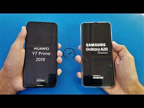 Huawei Y7 Prime Video clips - PhoneArena