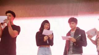 Nadine Lustre Kissed James Reid At OTWOL Spread The Love Tour