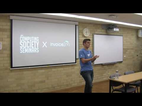 UoN Computing Society x Invoice2go: Why Work at a Startup?