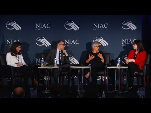 NIAC 2016 Leadership Conference   More Obama or Back to Bush?