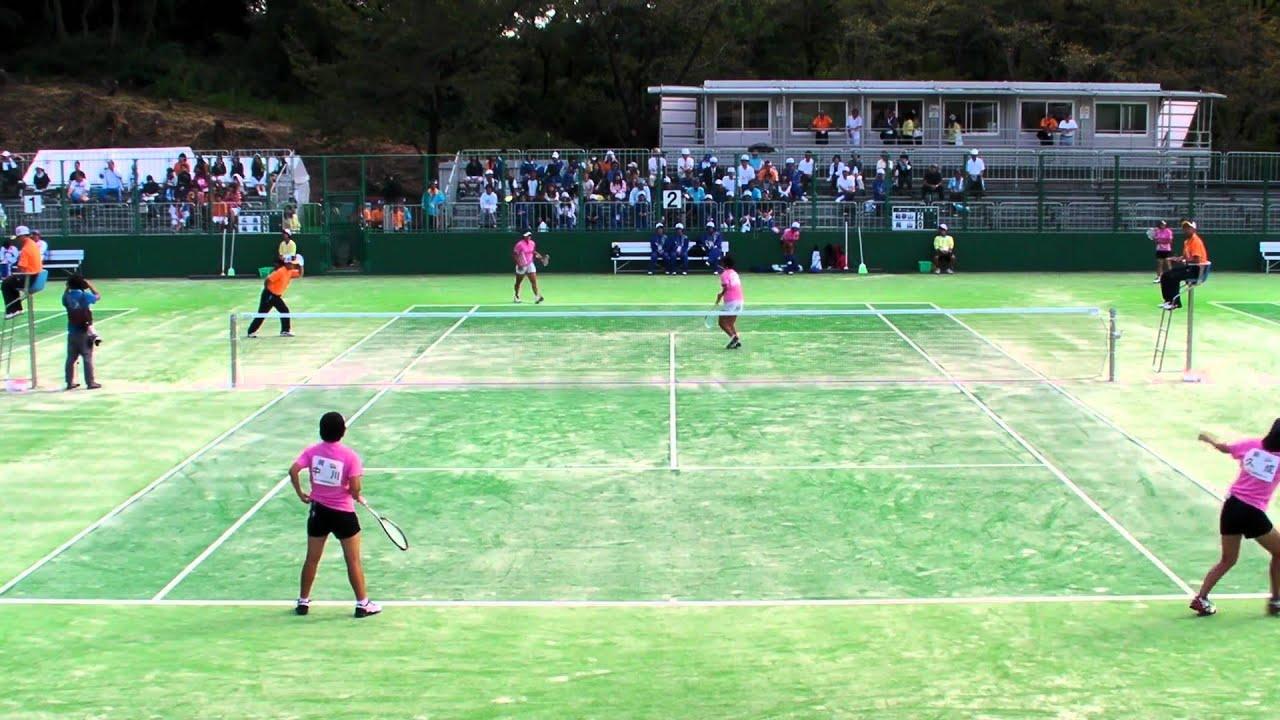 12 国民体育大会 ソフトテニス競...