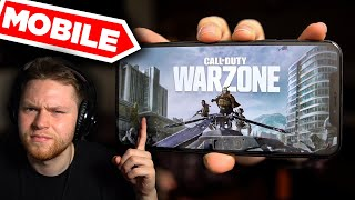 How I Play Warzone on My Phone! (No PC/Console Needed)
