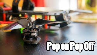 Lumenier's new Quick Swap Pop on Pop Off System