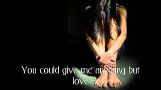 S.O.S (Anything But Love) - Apocalyptica + Cristina Scabbia (with lyrics)