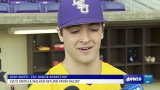 LSU Baseball Enters the Season Ranked No. 1
