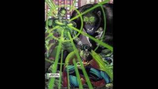 Supervillians explored- Metallo
