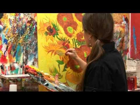Riproduzioni di quadri di pittori famosi - Falsi d\'autore su bimago ...