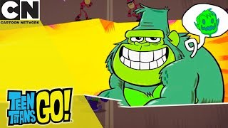 Teen Titans Go! | Slash Of Justice | Cartoon Network