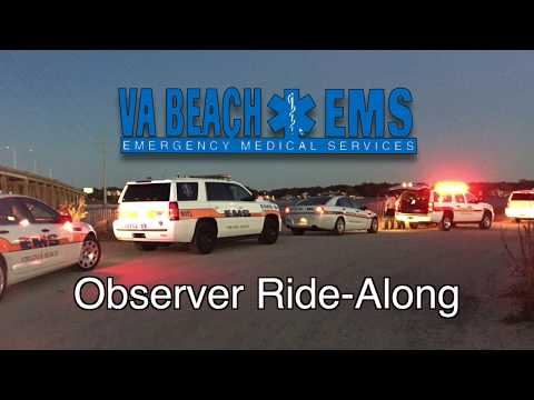 VBEMS Observer Ride-Along: What to Expect