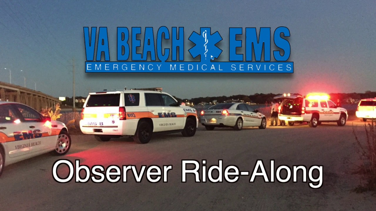 Volunteer - Virginia Beach Volunteer Rescue Squad