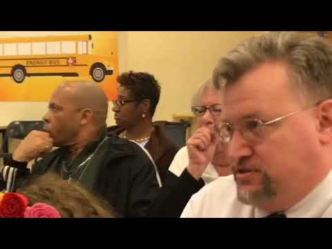 Passions run high at school board meeting