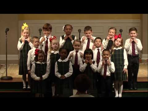Temple Academy Kindergarten Graduation 2017