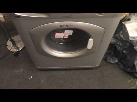 British Heart Foundation - Hotpoint WD645A Aquarius+ Super Silent Washer Dryer