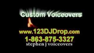 Custom DJ Radio Drops Commercials, FREE Drops