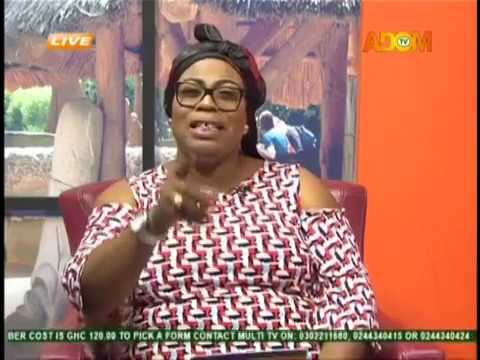 Sankofa Chat Room on Adom TV (23-10-18)