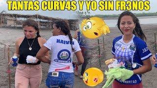 Hay Mucha Belleza en la Casa del SV - Tantas Curv4s y Yo Sin Fr3nos / Que Guapas Chicas Salvadoreñas