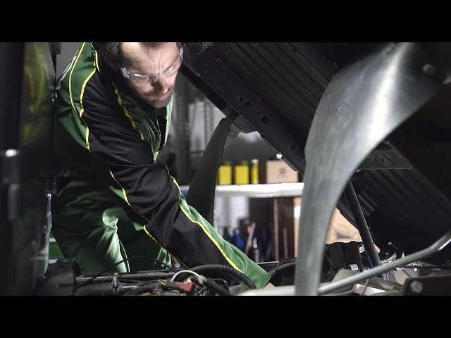 John Deere   Expert Tip Turf - Drive Train Inspection