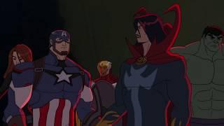 Marvels Avengers | Ultron Revolution | Ultron Is Dead + Ironman Is Gone |