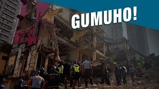 Stand for Truth: Hotel Sogo na dine-demolish sa Manila, gumuho!