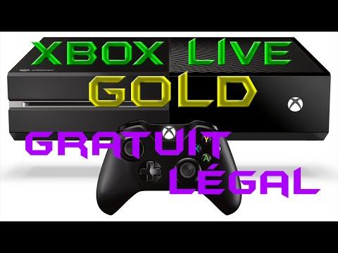 XBOX LIVE GOLD illimité légal gratuit Jeux XBOX ONE 360 2015