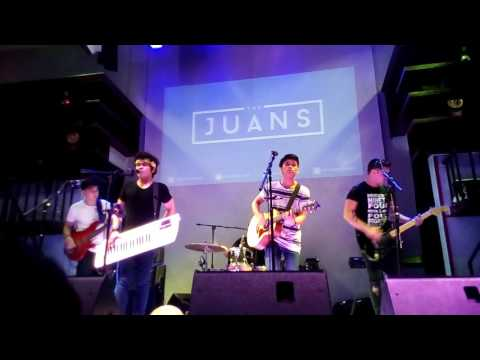 Hold my hand by The Juans 9-7-16
