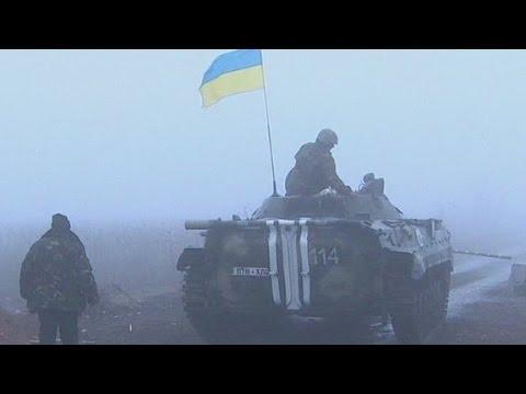 On Ukraine's front lines