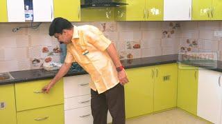 Ramya Modular Kitchen | Our Client Mrs. Latha Shankar Mylapore  P - 3