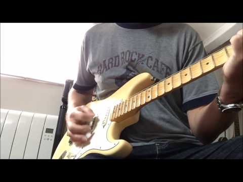 Fender stratocaster USA Yngwie Malmsteen 2008