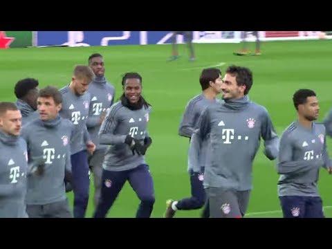 CHAMPIONS LEAGUE: FC Bayern München vor Kraftprobe beim FC Liverpool