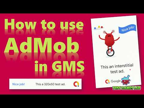 How To Use AdMob In Game Maker Studio