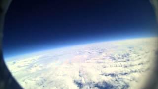 Stratospace I (High Altitude Balloon) - Stratosfera - Stratosphere - 30112 m